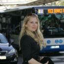 Emily Procter - Nice Airport, 2009-06-12