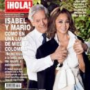 Isabel Preysler and Mario Vargas Llosa - 454 x 601