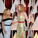 Reese Witherspoon and Nicole Kidman - The 87th Annual Academy Awards - Arrivals (2015)