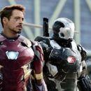 Captain America: Civil War (2016) - 454 x 189