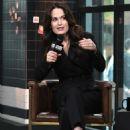 Elizabeth Reaser – Visit AOL Build Series in NYC - 454 x 687