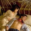 Mick St. John (Alex O'Loughlin) and Coraline DuVall (Shannyn Sossamon)