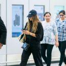 Elizabeth Olsen – Arrives at JFK Airport in New York City
