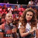 Erica Mena and Bow Wow 106 & Park - 420 x 342