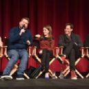 Chris Pine-December 18, 2014-'Into the Woods' Q&A in Beverly Hills