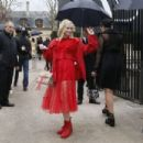 Lili Reinhart- Valentino : Front Row - Paris Fashion Week Womenswear Fall/Winter 2019/2020 - 454 x 303
