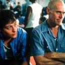 Edward Furlong as Ron Decker and Willem Dafoe as Earl Copen in Silver Nitrate Releasing's Animal Factory - 2000 - 400 x 267