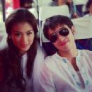 Kean Cipriano and Alex Gonzaga