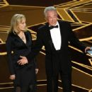 Faye Dunaway and Warren Beatty At The 90th Annual Academy Awards - Show (2018)