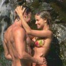 Carmen Electra and John Allen Nelson in Twentieth Century Fox's Baywatch: Hawaiian Wedding - 2003 - 454 x 256