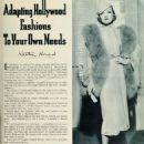 Marlene Dietrich - Photoplay Magazine Pictorial [United States] (March 1936) - 454 x 644
