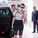 Kristen Stewart – Arrives at Martinez Hotel in Cannes