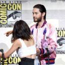 Jared Leto- July 23, 2016- Comic-Con International 2016 - Warner Bros Presentation