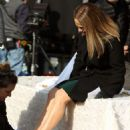 Jennifer Lopez – On the set of 'Second Act' in NYC