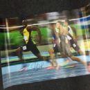 Photographer Meets Usain Bolt After 'Smiling Bolt' Image Goes Viral - 454 x 333
