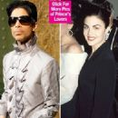 Prince and Sherilyn Fenn