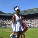 Venus Williams – 2018 Wimbledon Tennis Championships in London Day 5 - 454 x 307
