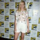 Candice King – 'The Vampire Diaries' Press Line at Comic-Con 2016 in San Diego - 454 x 663