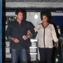 Nick Lachey and Vanessa Minnillo out celebrating their 1st anniversary (July 15)