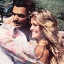 Burt Reynolds and Farrah Fawcett - 454 x 673