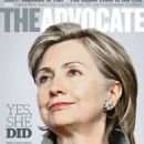 Hillary Clinton The Advocate Magazine February 2011