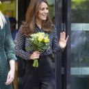 The Duchess Of Cambridge Visits The Family Nurse Partnership - 306 x 600