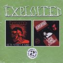 The Exploited - Let's Start A War / Live And Loud!!