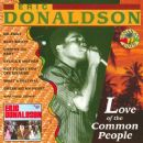 Eric Donaldson - Love of the Common People