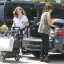 Selena Gomez & Mother Mandy Spend The Day Bonding