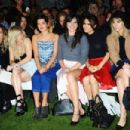Front Row: London Fashion Week SS14 - 454 x 302