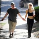 Courtney Stodden Out In The Hollywood Hills
