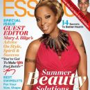 Mary J. Blige - Essence Magazine Cover [United States] (June 2012)