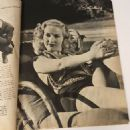 Betty Grable - Movie Stars Magazine Pictorial [United States] (June 1944) - 454 x 454