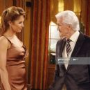 Jamie Luner and David Canary