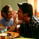 Jacqueline Obradors and Ken Marino in Samuel Goldwyn Films' Tortilla Soup - 2001