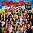 Breaking Bad - Rolling Stone Magazine Cover [United States] (6 October 2016)