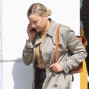 Abbie Cornish out in Beverly Hills