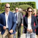 The Duke and Duchess of Cambridge Visit the Isles of Scilly - 454 x 352
