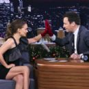 Natalie Portman – 'The Tonight Show Starring Jimmy Fallon' in NYC
