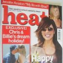 Victoria Beckham - Heat Magazine Cover [United Kingdom] (28 August 2001)