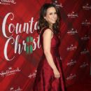 Lacey Chabert – 'Christmas at Holly Lodge' Screening in LA - 454 x 695