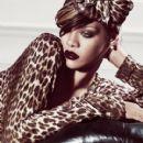 Rihanna Elle Magazine Pictorial July 2010