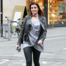 Kym Marsh – Out in Manchester - 454 x 657