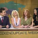 Calista Flockhart - Saturday Night Live -Episode 5 - Aired 11/11/2000