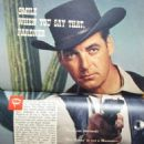 Rory Calhoun - TV Guide Magazine Pictorial [United States] (31 January 1959) - 454 x 566