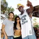 Shaquille O'Neal, Michelle Rodriguez and Olivier Martinez - 454 x 627