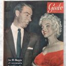 Marilyn Monroe - Garbo Magazine Cover [Spain] (17 September 1955)