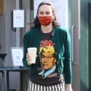 Rumer Willis – Looks pretty while out for a coffee in West Hollywood