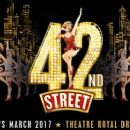 42nd Street (musical) Original 1980 Broadway Cast - 454 x 255