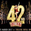 42nd Street (musical) Original 1980 Broadway Cast - 454 x 255